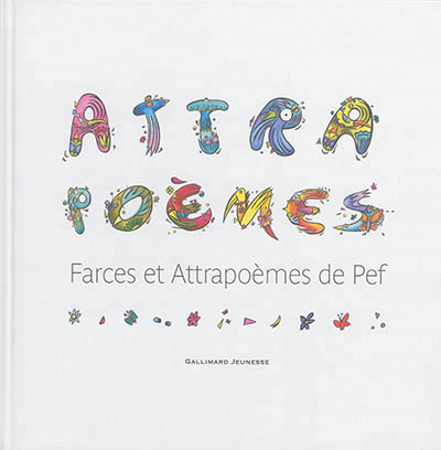 ATTRAPOEMES - FARCES ET ATTRAPOEMES